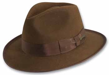 Indiana Jones Wool Felt Fedora