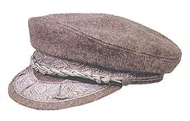 Aegean Wool Greek Fisherman Cap