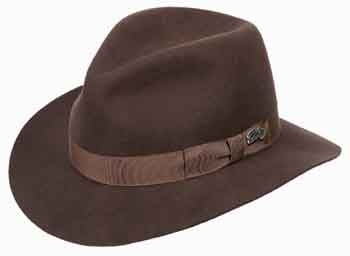 Bailey Lite-Felt Curtis Hat