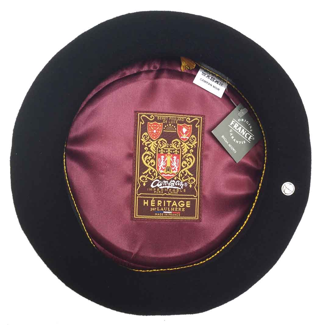 Campan French Anglobasque Beret