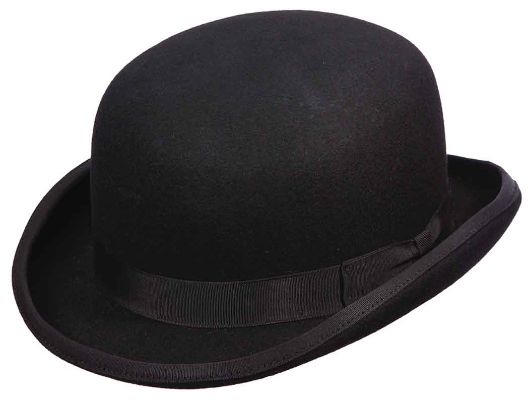 a5e2d0b274ebe Scala Low Crown Derby Hat Made In China 100% Wool Felt Satin-lined 12-Ligne  Grograin Band Brim  2