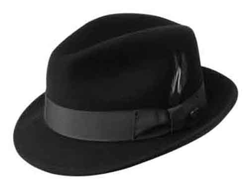 52cca7627de94 Blues Brother Fedora Hat
