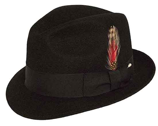 88ced3dc04b5a Capas Hats Blues Brother Fedora Hat